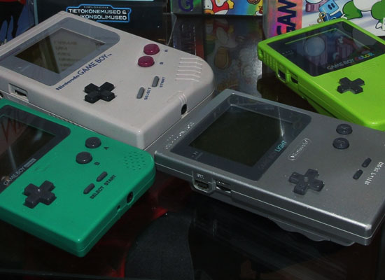 La Nintendo Game Boy